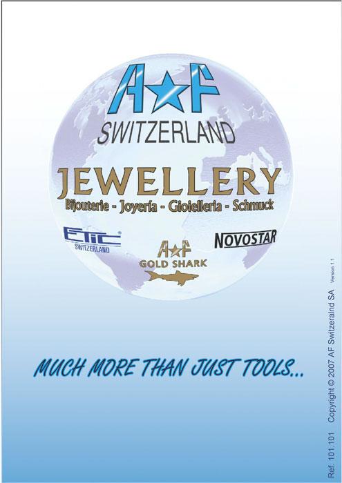 AF Switzerland Jewellery Bijouterie