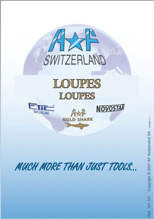 AF Switzerland Loupes Microscopes