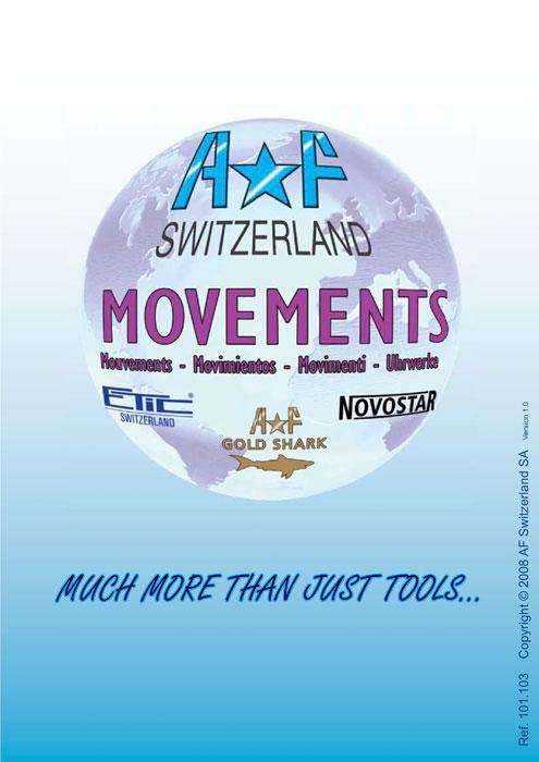 AF Switzerland Movements Mouvements