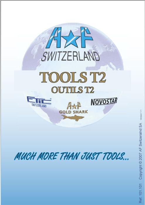 AF Switzerland Tols T2 Outils T2