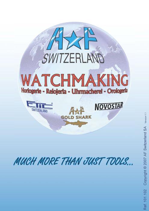 AF Switzerland Watchmaking OutilsHorlogers